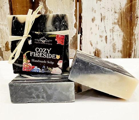 Cozy Fireside Luxury Soap