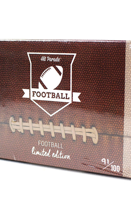 Football Limited Edition Hobby Box