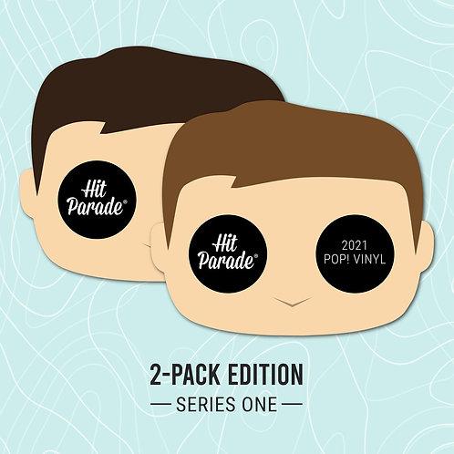 POP Vinyl 2-Pack Edition Hobby Box