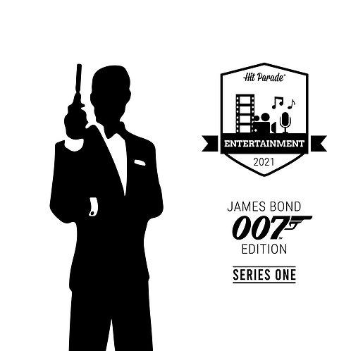 James Bond 007 Edition Hobby Box