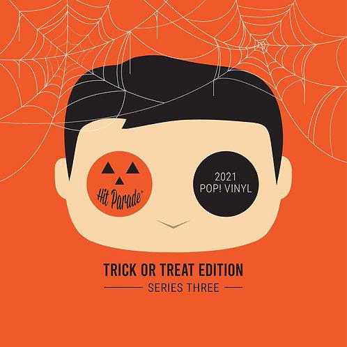 POP Vinyl Trick or Treat Edition Hobby Box