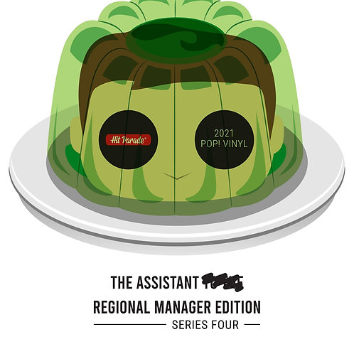 POP Vinyl The Assistant Regional Manager Edition Hobby Box