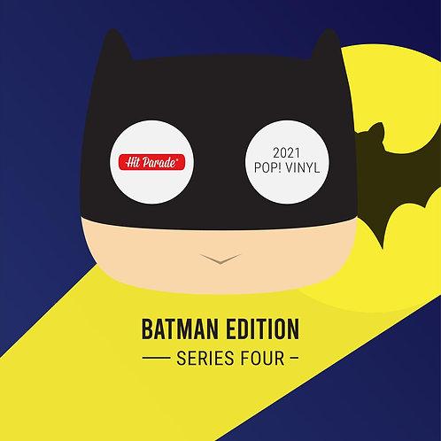 POP Vinyl The Batman Edition Hobby Box