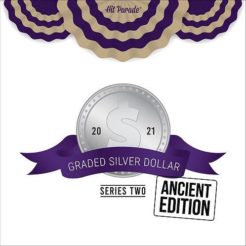 Graded Silver Dollar Ancient Edition Hobby Box