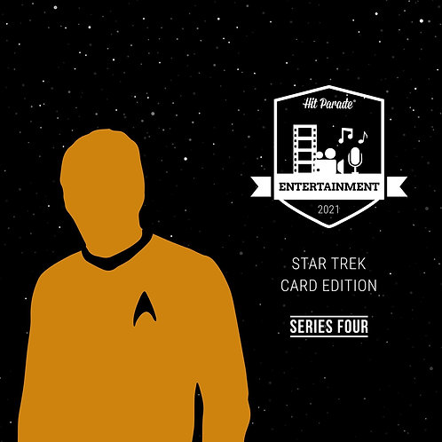 Star Trek Card Edition Hobby Box