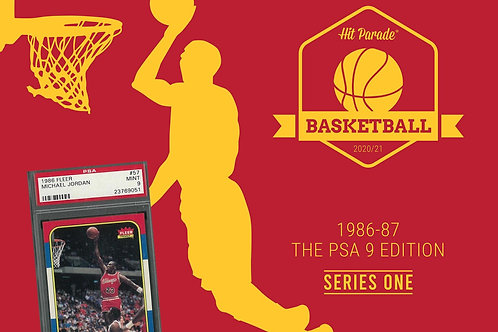 Basketball 1986-87 Edition Hobby Box