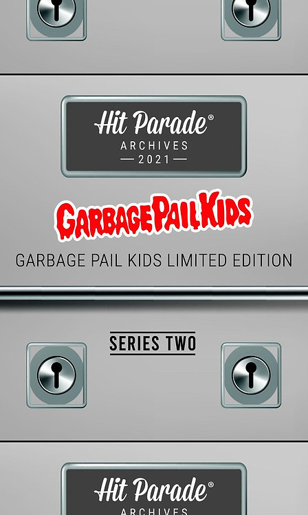 Archives Garbage Pail Kids Limited Edition Hobby Box