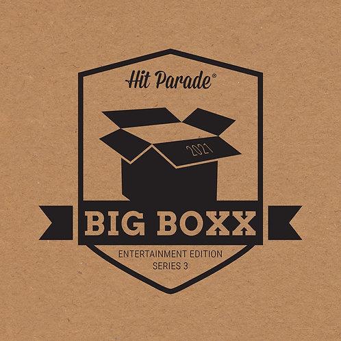 BIG BOXX Entertainment Autographed Hobby Box