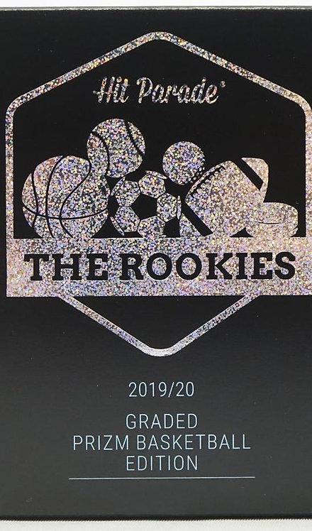 The Rookies Prizm Basketball Edition Hobby Box