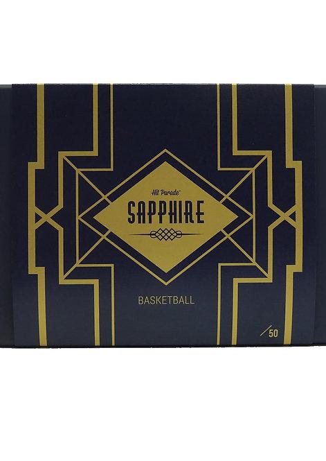 Basketball Sapphire Edition Hobby Box