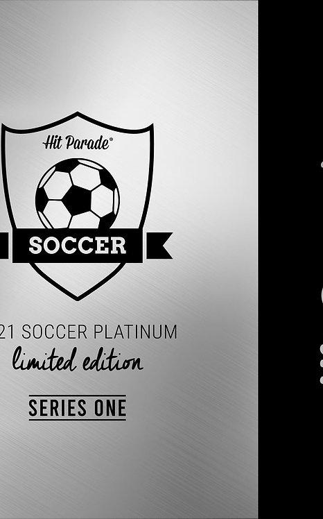 Soccer Platinum Edition Hobby Box
