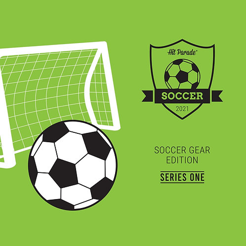 "Autographed Soccer ""GEAR"" Hobby Box"
