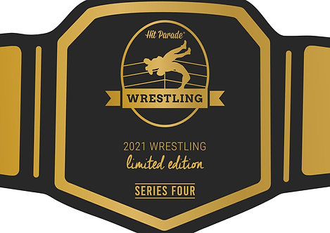 Wrestling Limited Edition Hobby Box