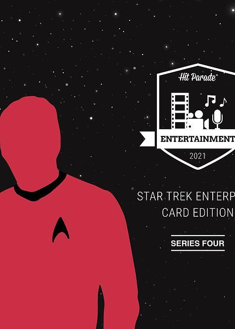 Star Trek Enterprise Card Edition Hobby Box