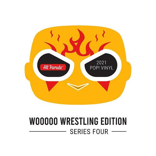 POP Vinyl WOOOOO Wrestling Edition Hobby Box