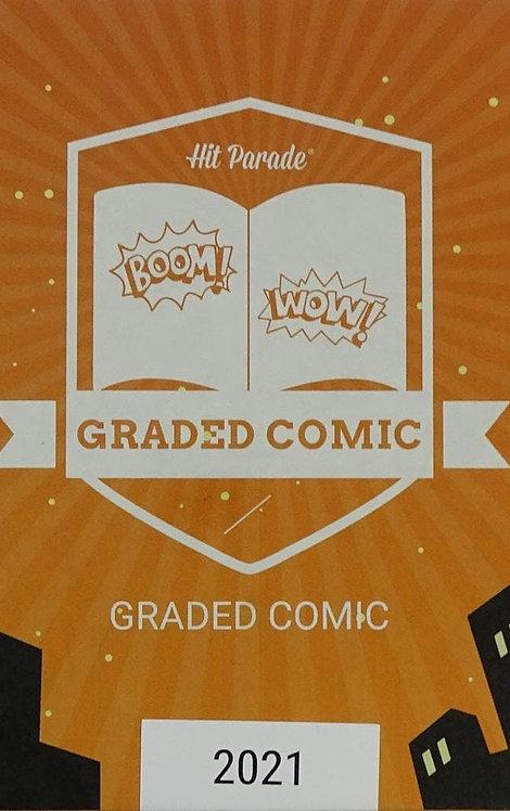 The X-Men Graded Comic Edition Hobby Box