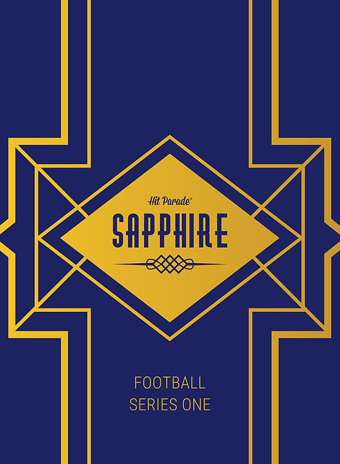 Soccer Sapphire Edition Hobby Box