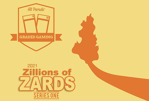 Pokemon Zillions of Zards Hobby Box