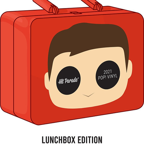 POP Vinyl Lunchbox Edition Hobby Box