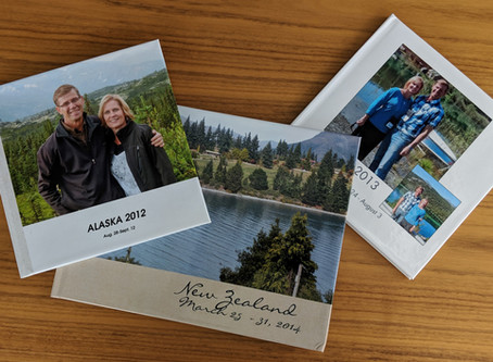 What to do with all those great travel pics.