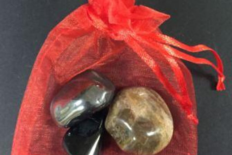Grounding Gemstone Set