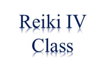 Reiki IV Master/Teacher