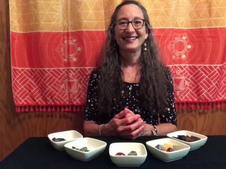Healing Body-Mind-Spirit with Gemstones: Intro