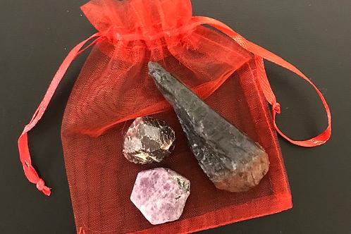Hara Gemstone Set