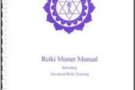 Usui Reiki III-IV Class Manaul