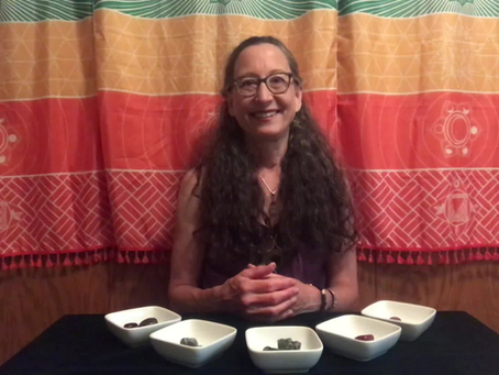 Calm Anxiety with Gemstones