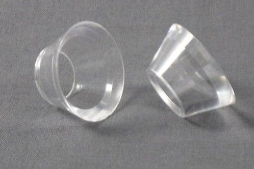Clear Reversible Cone Sphere Stand