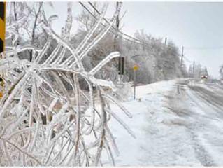 EL NIÑO HAZARDS: Ice Storms