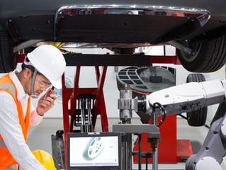Computer-Aided Auto Body Repair Enhancements
