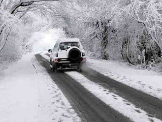 Driving Safety Tips for Winter Weather