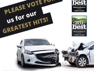 Please VOTE for our Greatest Hits!