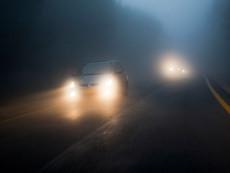 Drive Safely in Dense Fog