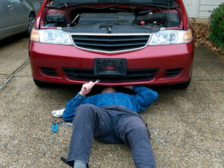 Are Do-It-Yourself Auto Body Repairs Wise?