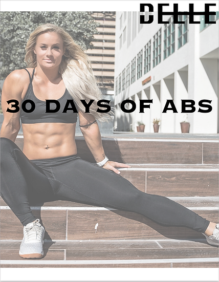30 Days of Abs