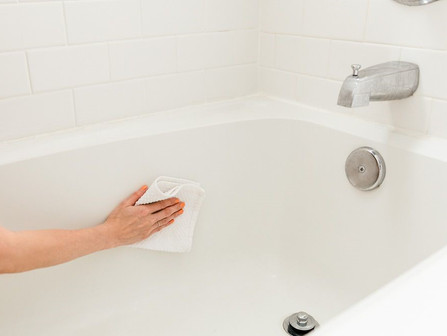 How To Care For A Bathtub After Refinishing