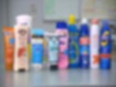 Sunscreens - Various