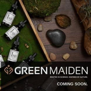 GREEN MAIDEN