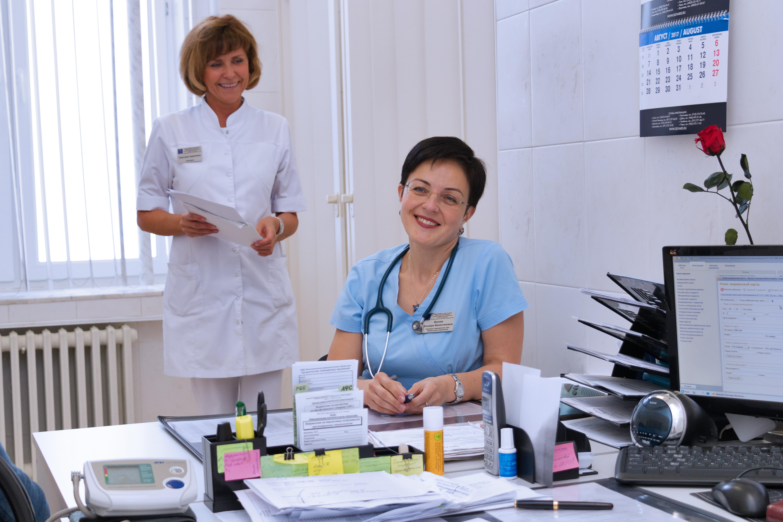 Лечебно диагностическое отделение (кабинет приема врача)