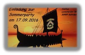 Sommerparty Haervejens MC