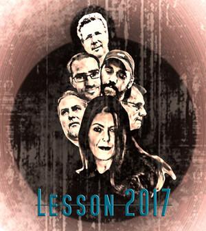 Mitschnitte aus Proberaum - Lesson 2017