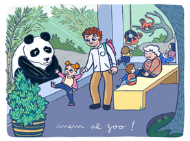 Vamos al zoo