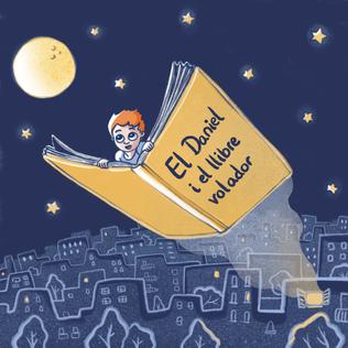 Daniel y el libro volador