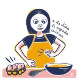 """""""A la Júlia li agrada cuinar"""""""