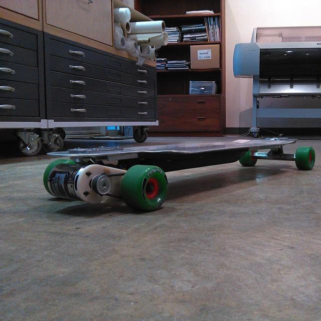 #longboard #electricskateboard #mos