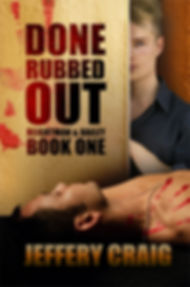 COver for Done Rubbed Out by Jeffery Craig