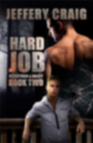 Cover for HArd Job by Jeffery Craig